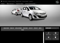 Opel/Isuzu Dealer - Premier Auto Bloemfontein's website