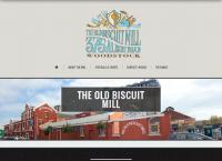 The Old Biscuit Mill's website