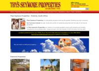 Thys Seymore Properties's website