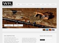W K Construction Pty Ltd's website