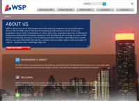 Wsp Consulting Engineers's website