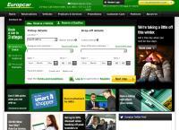 Imperial Car Rental Secunda's website