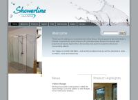 Showerline Shower Doors - Kwazulu Natal's website