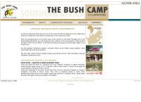 The Bush Camp's website
