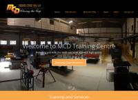 Mcd Training Centre - Gauteng's website