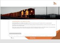 R & H Railway Consultants's website