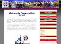 Fourways High School's website