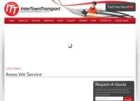 Intertown Transport Cape Town's website