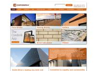 Corobrik - Johannesburg's website
