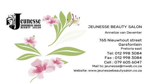 Jeunesse Beauty Salon