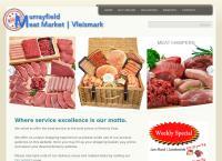 Murrayfield Vleismark's website
