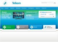 Telkom SA Ltd's website