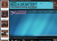 Mr Battery's website