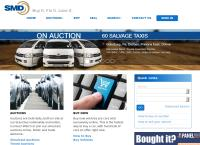 Salvage Management and Disposals's website