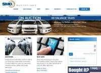 Salvage Management and Disposals's website