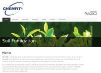 Chemfit Industrial Holdings PTY Ltd's website