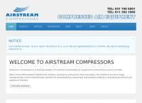 Airstream Compressors (Pty) Ltd's website