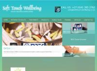Soft Touch Wellbeing Health, Wellness and detox  Centre's website