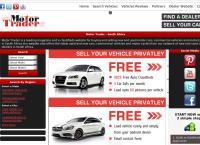 Motor Trader's website
