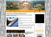 Cintsa Thatching & Roofing's website