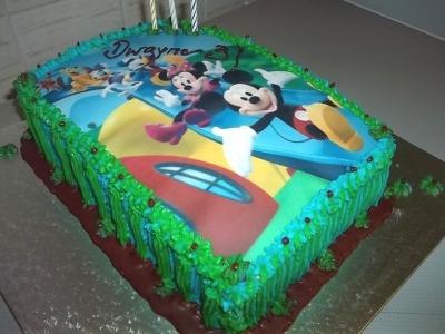 Birthday Cakes Rustenburg