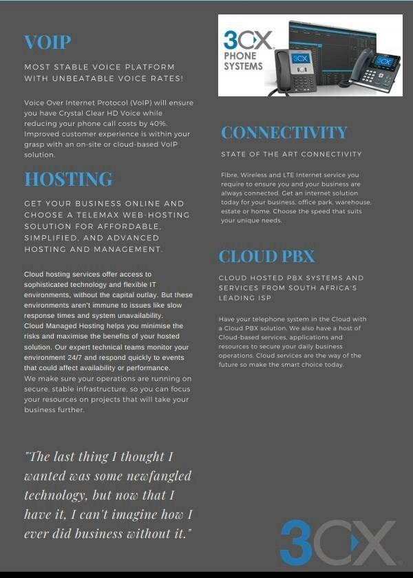 Impilo Communications (BTEAS), Boksburg - Cylex® profile