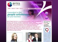 Bytes People Solutions (Pty) Ltd's website