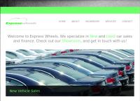 Express Wheels's website
