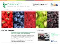 Euroberry ( Pty) Ltd's website