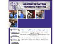 Olifantsfontein Training Centre's website