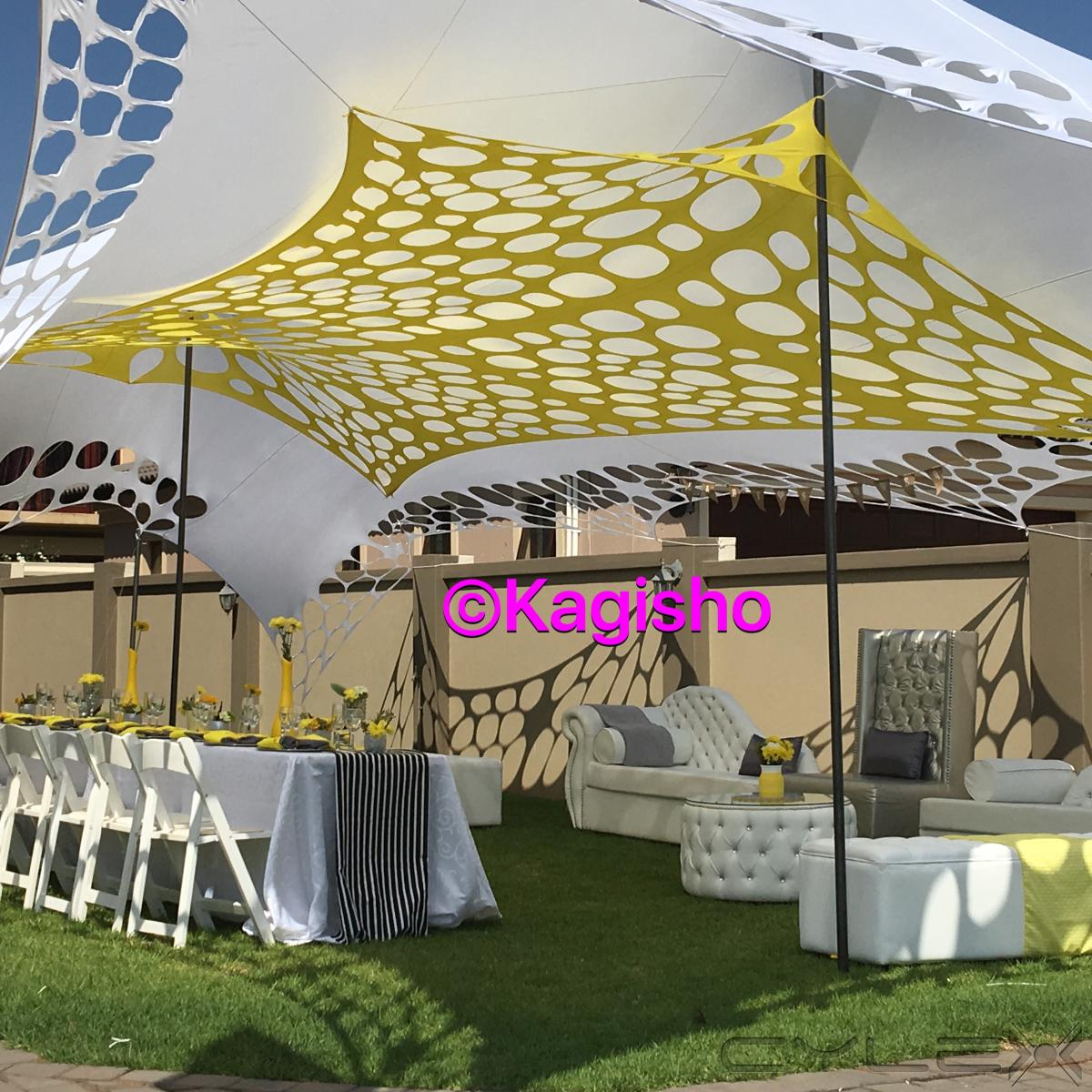 Kagisho catering centurion cylex profile for Baby shower canopy decoration