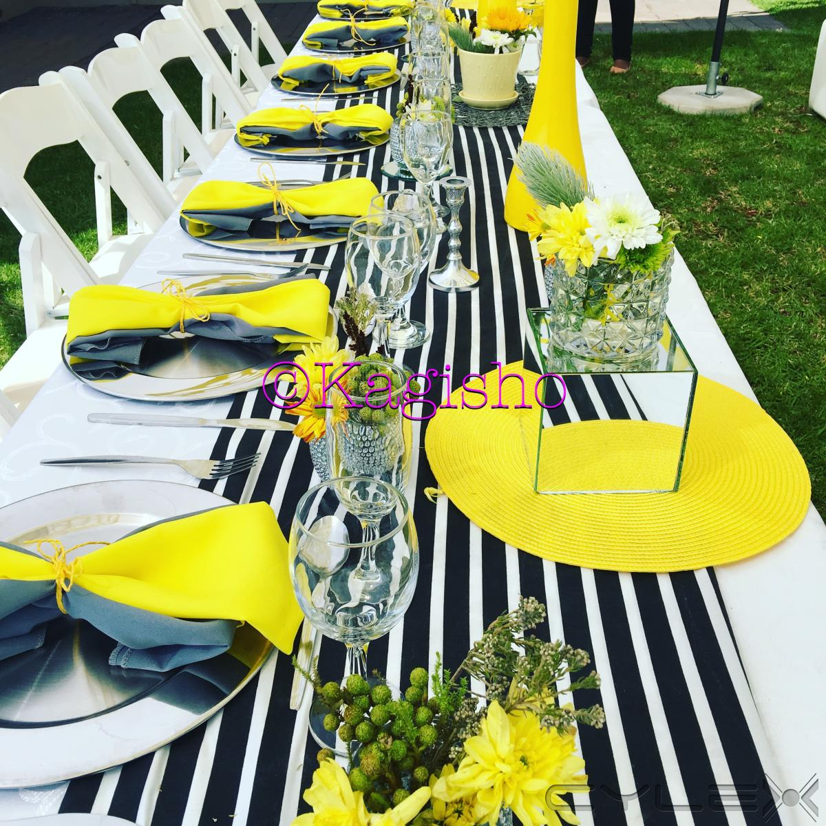 Home Decor Parties Companies: Kagisho Catering, Centurion