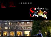 Spiderworks Web Design's website
