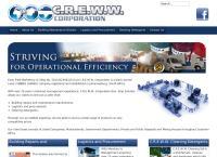 C.R.E.W.W. Corporation South Africa's website