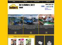 Builders Trade Depot's website