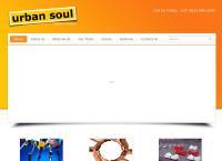 Urban Soul Communications's website