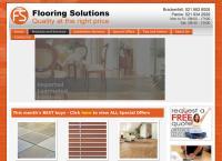 Flooring Solutions's website