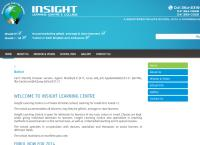 Insight Learning Centre:Primary & High School's website