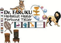 Back To Our Roots Dr Faruku Herbalist Healer & Fotune Teller !!