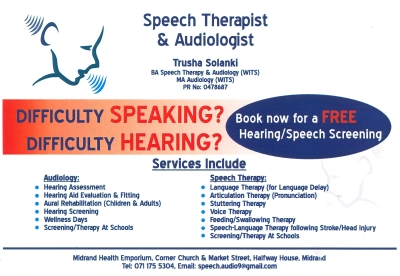 Audiology and Speech Pathology writing a good research question