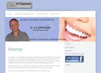 Periodontist Dr.A.P.Dippenaar's website