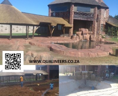 Qualineers construction and projects pretoria cylex profile Swimming pool maintenance pretoria