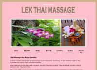 strapons lek thai massage