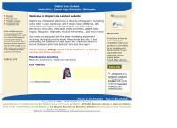Digital Line Limited's website