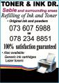 Toner-and-ink-Cartridges