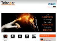 Talenger's website