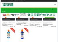 Therabreath's website