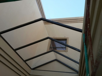 Cape glass and aluminium cape town cylex profile for Large skylight
