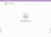 Grow Guru Horticulture's website