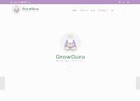 Grow Guru Horticulture's website